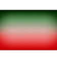 Red Green Gradient Background vector image