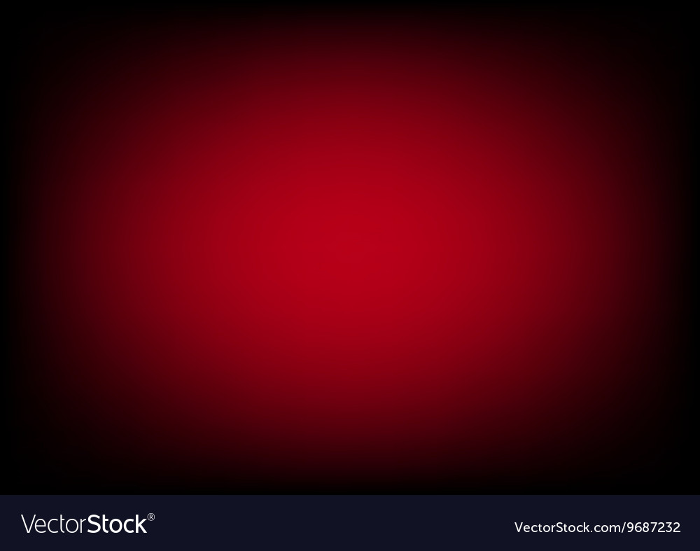 Red black rectangle gradient background vector