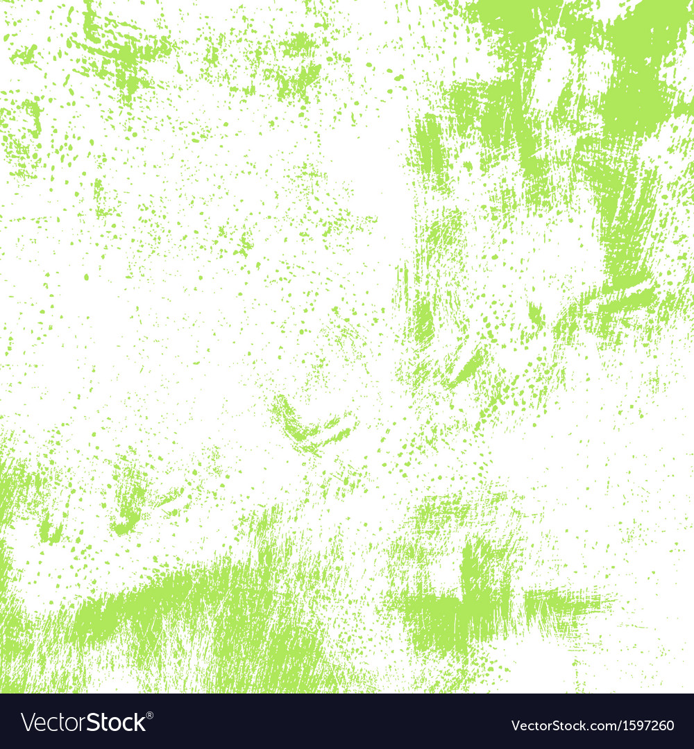 Green grained texture vector