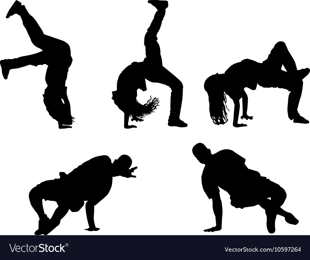 Breakdance  vector