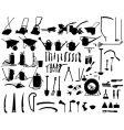 garden instruments vector image