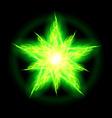 fair Star 09 vector image vector image