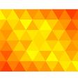 orange tri vector image