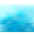 Abstract background with stylized wave vector image vector image