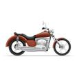 motorcycle 02 vector image