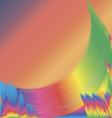 Fantastic background vector image