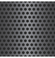 Abstract Dotted Seamless Steel Background vector image