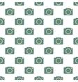 Camera pattern seamless vector image