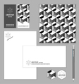 IDENTITY BRANDING SET FOR BUSINESS vector image vector image