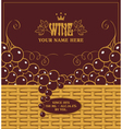 red wine labels vector image