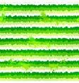 Green paint splash seamless pattern vector image vector image