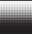 halftone pattern background vector image