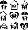 FamilySetB vector image