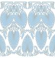 Seamless greek Art Nouveau pattern vector image vector image