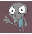 SkullBoy vector image