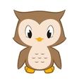 Little Owl vector image vector image