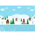 Winter Fairyland vector image