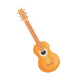 guitar instrument brazil music melody image vector image