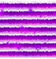 Purple paint splash seamless pattern vector image vector image