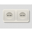 power socket vector image