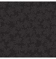 Abstract dark seamless pattern vector image