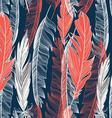 Beautiful seamless graphic pattern vector image