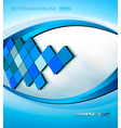 Abstract elegant business vector image