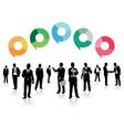 Business men vector image