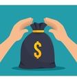 money insurance security vector image