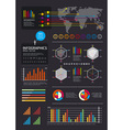 iinfographics set and Information vector image