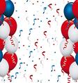 usa celebration design vector image