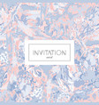 watercolor seamless patchwork pattern vector image