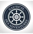 timon ship antique icon vector image