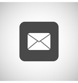 Envelope Icon letter post email envelope vector image