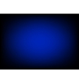 Blue Black Rectangle Gradient Background vector image