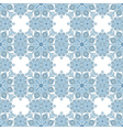 Seamless Background Snowflake vector image