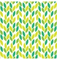 Seamless nature pattern with vines and vector image