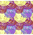 Abstract multicolor pattern vector image