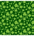 St Patrick day seamless pattern vector image vector image