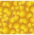 Chinese like swirl seamless pattern vector image vector image