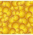 Chinese like swirl seamless pattern vector image vector image