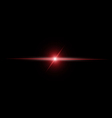 Abstract RED beam Light vector image