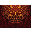 Decorative abstraction vector image