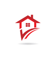 House check vector image