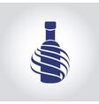 Alcohol Logotype Creative Icon vector image