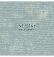 manuscript vintage background template vector image vector image