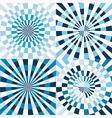 Resonance pattern vector image