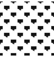 square banner pattern vector image
