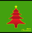 Christmas Celebration background stock vector image