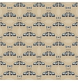 seamless male pattern vector image